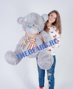 плюшевый мишка Тедди 120см